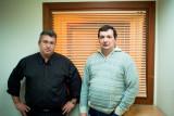Sergey and Boris