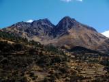 Cochabamba, Cerro Tunari, Bolivia