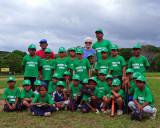 Baseball Camp in SJDS, Nicaragua