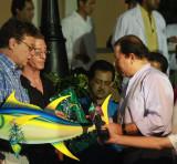 President Ortega Visits SJDS
