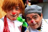 Clowns In Omar Park