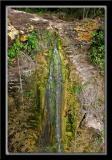 Waterfall In The Dry Season