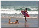 Maderas Beach... the Surfers Beach