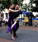 Tango at San Telmo