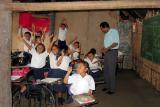 DSC01366 - Gleeful students and their teacher