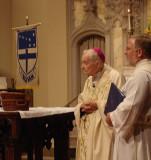 Archbishop Philip Hannan at age 95