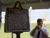 17th Street Canal Historical Marker Placed at Historical Site of Devastation-Five Years Later