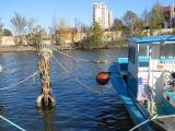 Bucktown - 17th Street Canal on Lake side of break
