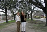 New York Times Reporter, Anne Raver, Tours Lakeview