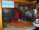 Praline Maker in Vieux Carre'