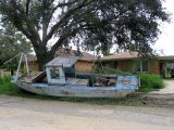The Fishing Boat on Bellaire Drive-August 6, 2006