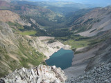Grand View of Capitol Creek Drainage, From K2-Capitol Ridgeline