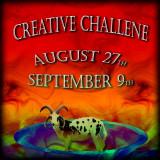 Creative Challenge for Aug 27th -Sept 9 2010