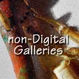 Non-Digital Art