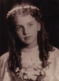 Nena Vukusa circa1948