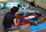 Pavement art 2