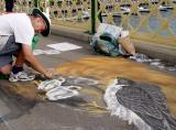 Pavement Art 3