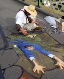 Pavement Art 4