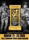 75th Annual San Francisco Golden Gloves Boxing Tournament