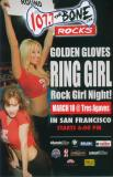 Golden Gloves Ring Girl Vs Rock Girl Night!!