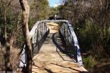 Foot Bridge - Austin, Travis County