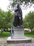 Henry Hudson, 400 Years Ago in NY City