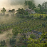Photographs From A Photo Tour Of Tuscany