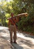 Lugging a Log