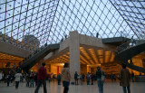 Louvre: Inside the Pyramid