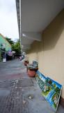 An Artist's Alley