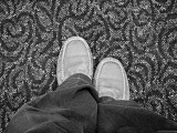 My Feet With Shoes by Tabrizi