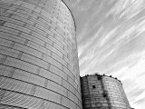 Grain Elevators by JolieO