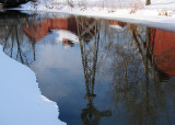 A Mere Reflection  by Bev Brink