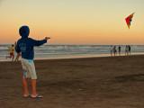 Enjoying the sunset by Alopa