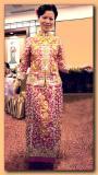traditional wedding dressby jrdu