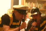 Arbeitslosenpolizeiorchester, WEGA-Kunstaktion