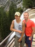 Jay & Dirk @ Vernal Falls