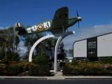 Sir Keith Park Memorial Aviation Display Hall