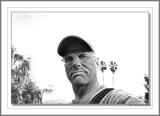 Self Portrait In Hi-Key. Maybe, Say C # ?  ;-)