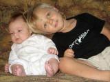 July 2009 (Kristina 10 weeks old)