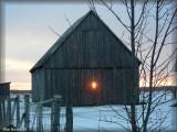 Lever du soleil - Sunrise