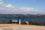 A View Overlooking Owasco Lake