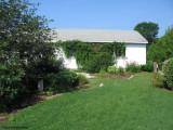 Interpretive Centre and Backyard Garden