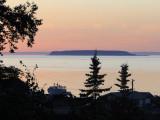 Isle Haute at Sunset