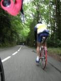 2005: Brevet Cyclomontagnard Vosges