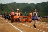 Lablea  schoolfestival, sporting day