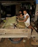 weaving, the man is not katoei but a modern houseman