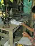 Creating Budha