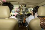 Female taxidriver Krungthep