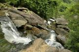 Waterfall koi nang